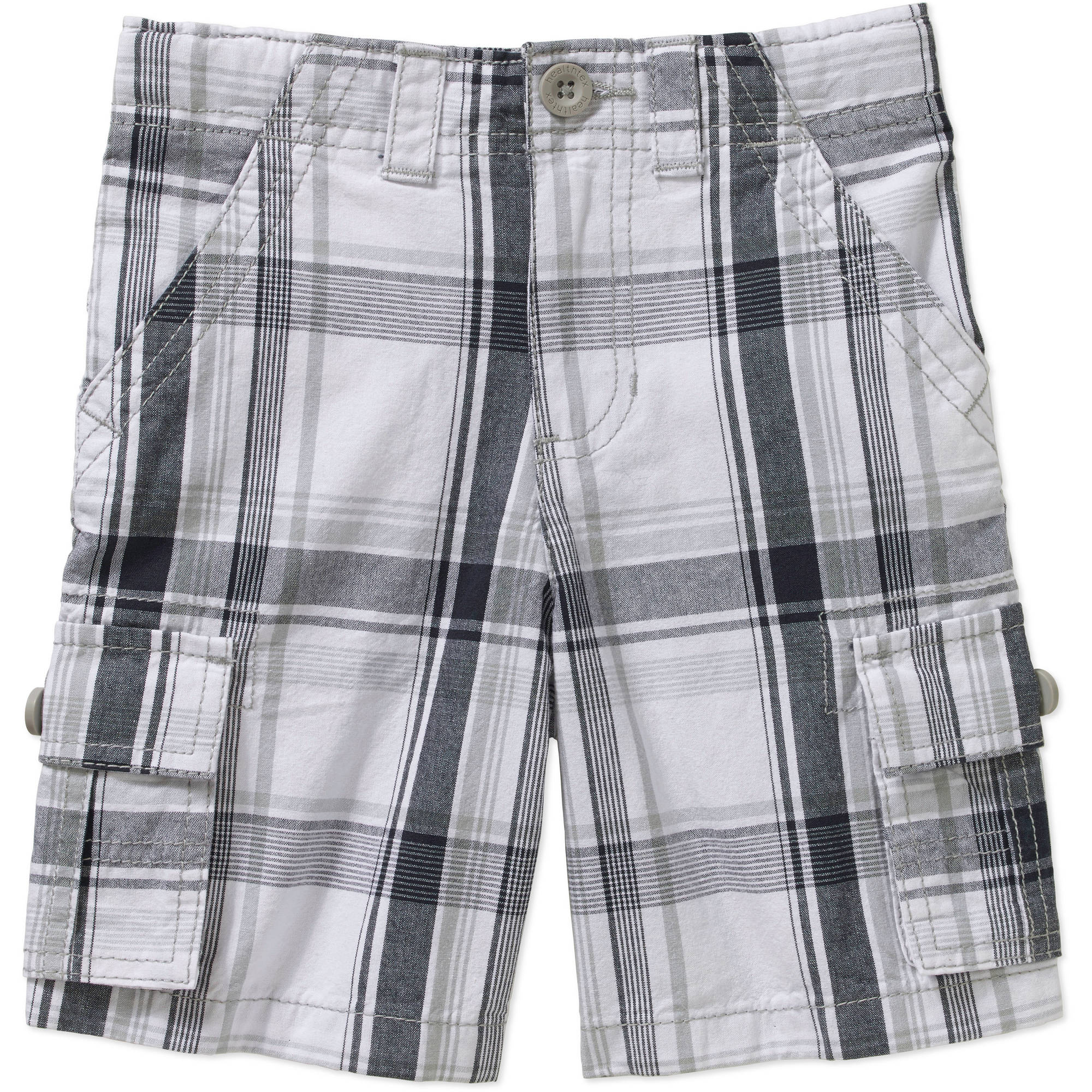 Healthtex Baby Toddler Boy Cargo Cotton Shorts