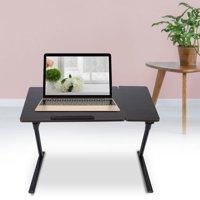 OTVIAP Adjustable Laptop Table,Portable Adjustable Height Laptop Computer Stand Desk Bed Side Reading Table,Laptop Desk