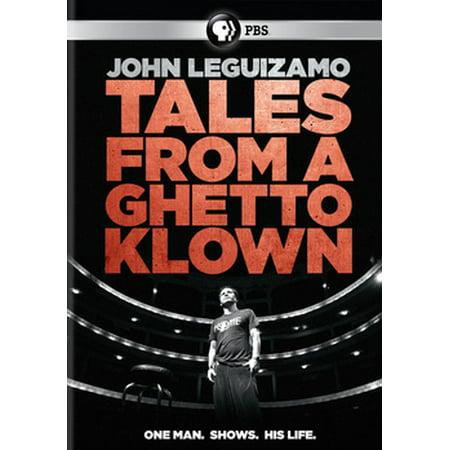 John Leguizamo: Tales from a Ghetto Klown (DVD)](Killer Klowns From Outer Space 1988)