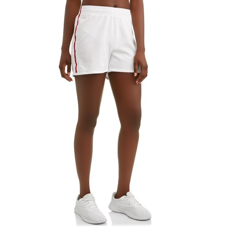 Daisy Fuentes Women's Active Short with Tape Detail