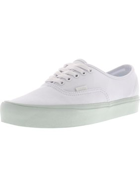 d8f08401c7 Product Image Vans Authentic Lite Pop Pastel True White Ankle-High Canvas  Skateboarding Shoe - 10.5M