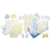 Bambini Newborn Baby Shower Layette Gift Set, 21pc (Baby Boys)