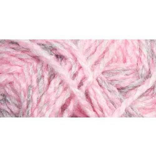 Mary Maxim Sugar Baby Stripes Yarn