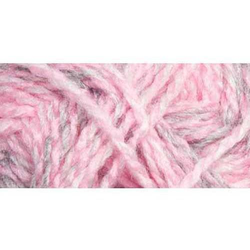 Mary Maxim Sugar Baby Stripes Yarn