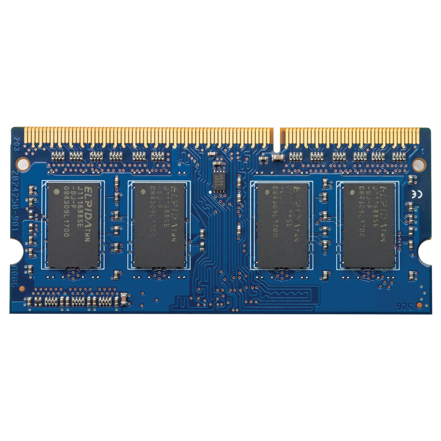 HP BUSINESS H6Y77UT#ABA 8GB DDR3L 1600 1 35V SODIMM
