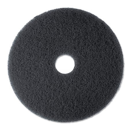 High Productivity Stripping - 3M Scotch-Brite High Productivity Round Floor Stripping Pad Black, 20