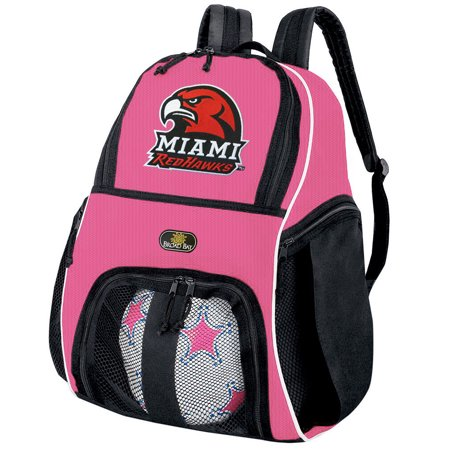 5ad97656b Girls Miami Redhawks Soccer Backpack or Womens Miami University Volleyball  Bag