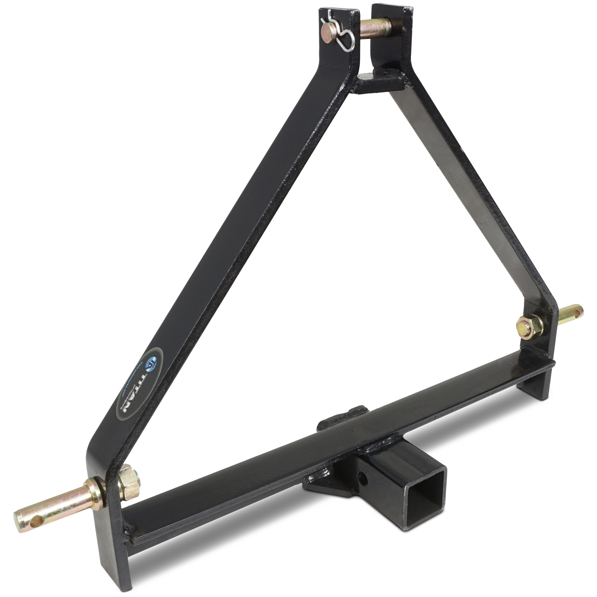 Titan Attachments 3 Point Trailer Hitch 2\