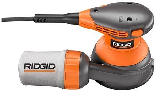 Factory-Reconditioned RIDGID ZRR2600 5-Inch Random Orbit Sander by