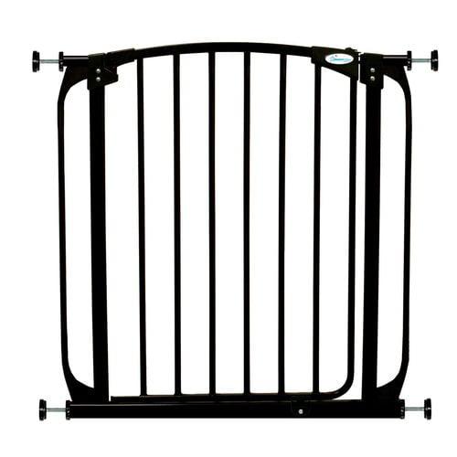 DreamBaby F160B Swing Close Security Gate Black