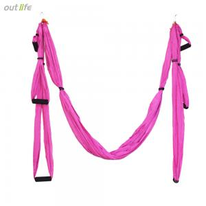 Parachute Fabric Swing Inversion Therapy Anti-gravity Aerial Yoga Hammock