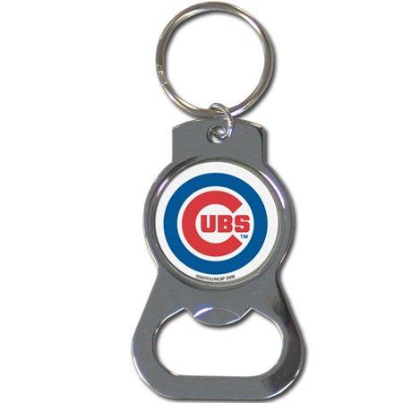 chicago cubs bottle opener key chain f. Black Bedroom Furniture Sets. Home Design Ideas