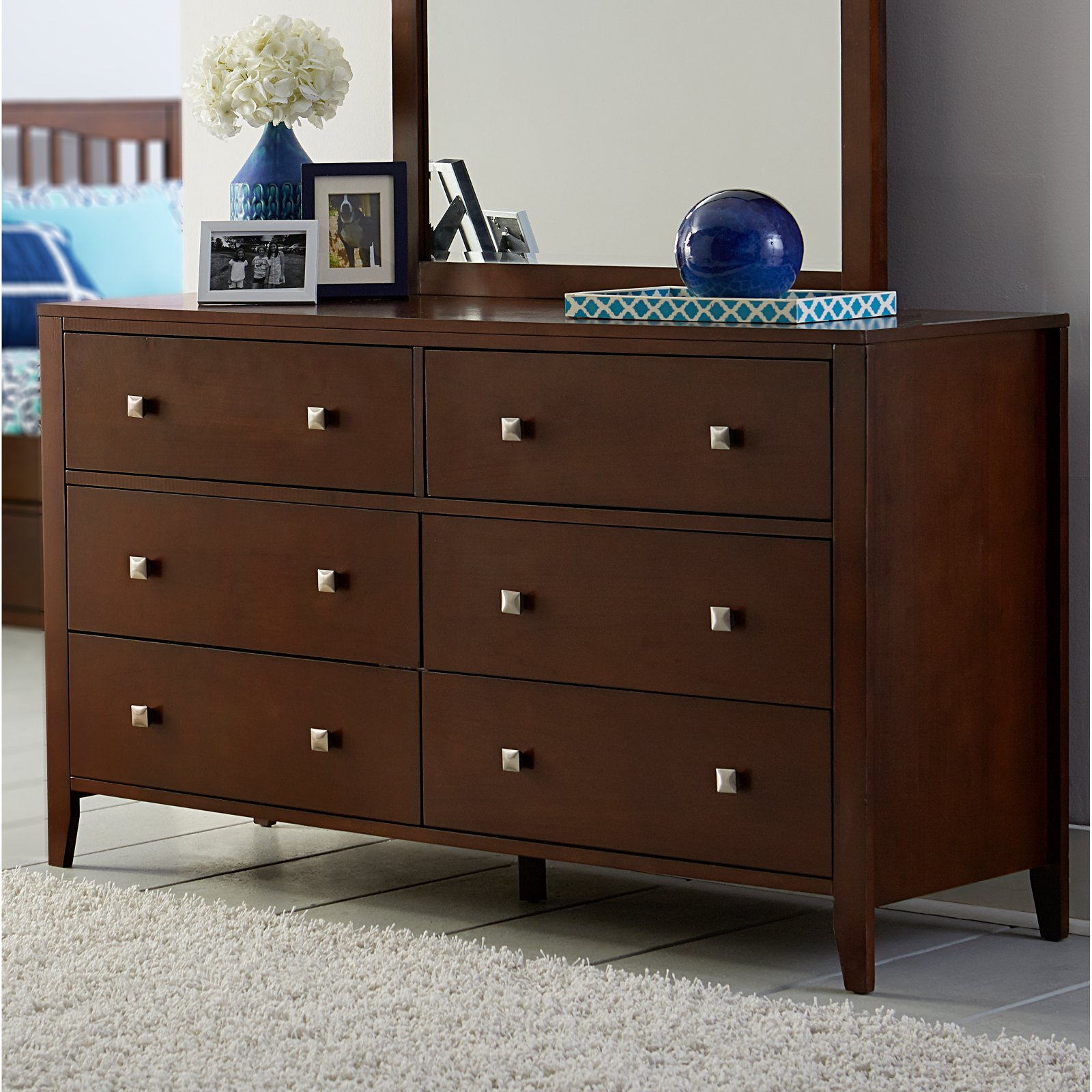NE Kids Pulse 6 Drawer Dresser