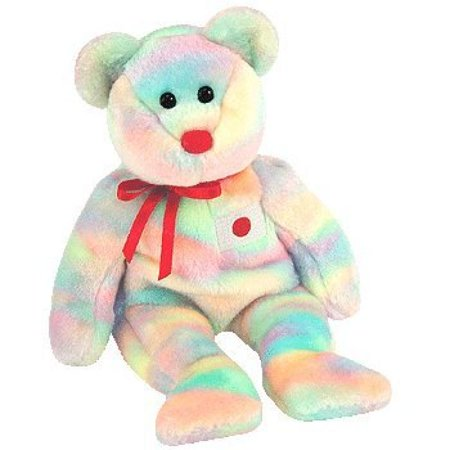 Ty Beanie Baby   Ai The Bear  Japan Exclusive