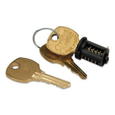 Core Removable Lock Kit, Black Core Removable Lock Kit