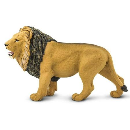 Wild Animals Lion - Wildlife Wonders Lion  Safari Ltd Animal Educational Kids Toy Figure