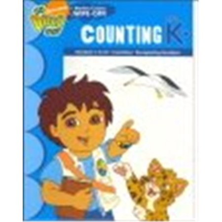 Counting Wipe Off! Go Diego Go : Learning Mat Pack Pre K + (NEW) Double Pre Cut Mat