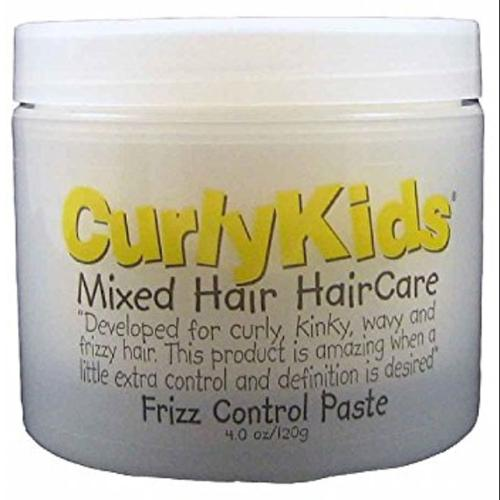 Curly Kids Frizz Control Paste, 4 oz