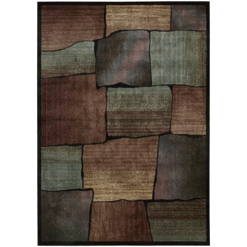 Nourison Expressions Whimsical Woven Rug, Multi Color by Overstock