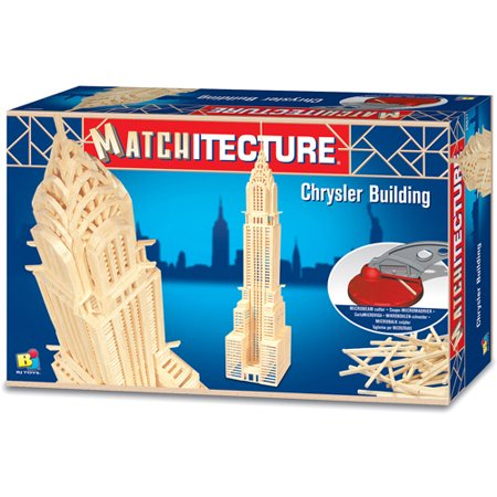 Matchitecture Chrysler Building Building Kit