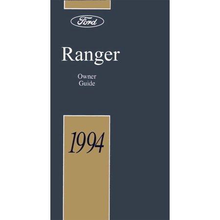 Bishko OEM Maintenance Owner's Manual Bound for Ford Truck Ranger 1994 ()