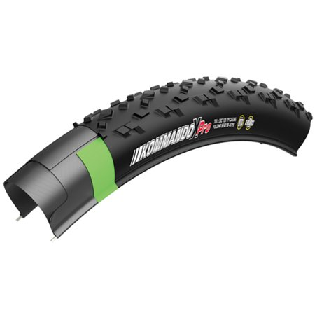 Kenda Kommando X Pro K1065 Tubeless Ready Cyclocross Bicycle Tire (Black - 700 x 33)