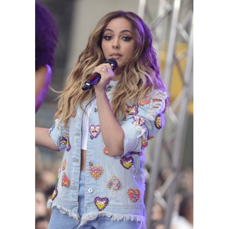 Jade Thirlwall On Stage For Nbc Today Show Concert With Little Mix Rockefeller Plaza New York Ny August 19 2015 Photo By Derek StormEverett Collection Celebrity