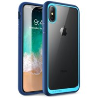 iPhone XSMaxcase, SUPCASE [Unicorn Beetle Style] Premium Hybrid Protective Clear Case for for iPhone Xs Max 6.5 inch 2018 Release (Black)