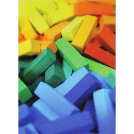 24-Piece Set: Washable Hair Chalk - Assorted Colors ()