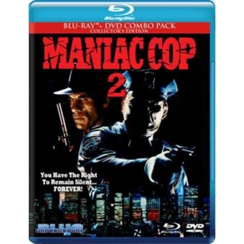 Maniac Cop 2 (Blu-ray + DVD) (Widescreen)