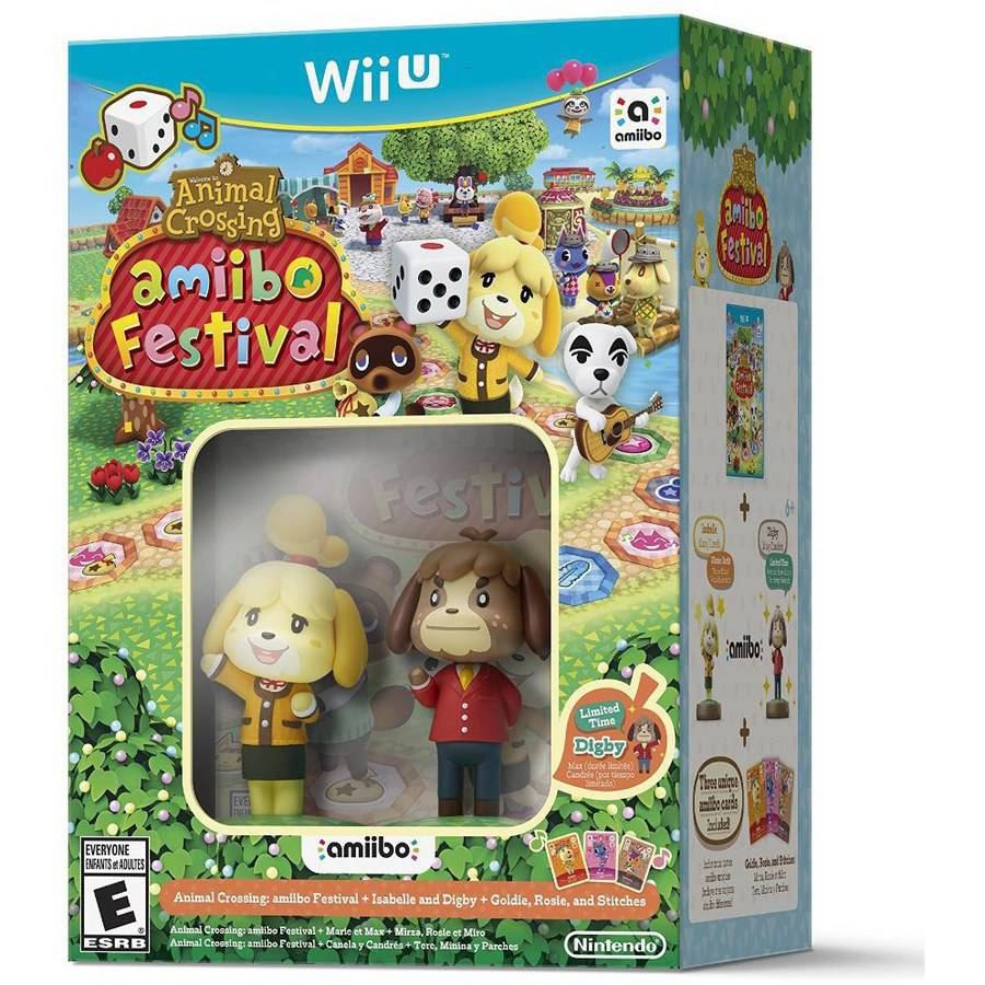 Animal Crossing: amiibo Festival (Wii U)