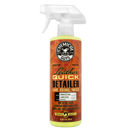 Chemical Guys Leather Quick Detailer (Hottest Metal Guys)