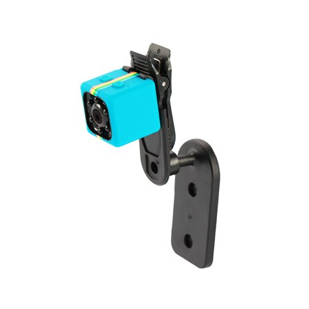 SQ11 1080P Sport DV Mini Infrared Night Vision Monitor Concealed Camera Car DV Digital Video Recorder, Blue