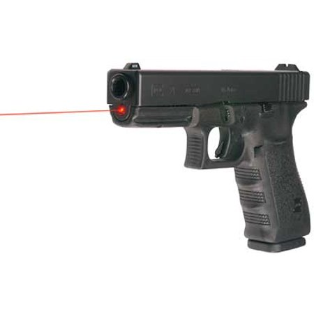 LaserMax Guide Rod Red Laser for Glock 17/22/31/37 (Gen (Glock 19 Gen 4 Guide Rod And Spring)