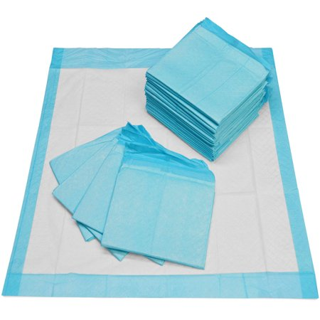 ValuePad Puppy Pads, Medium 23x24 Inch, 56 Count - Economy Training Pads for Dogs, Leak Resistant 5-Layer Design, Perfect for Puppies, Smaller Dogs & Even Litter Boxes