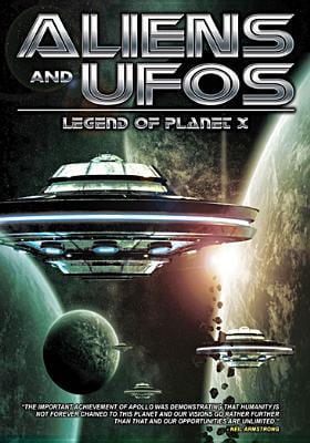 Aliens & UFOs: Legend of Planet X (DVD) by Music Video Distributors