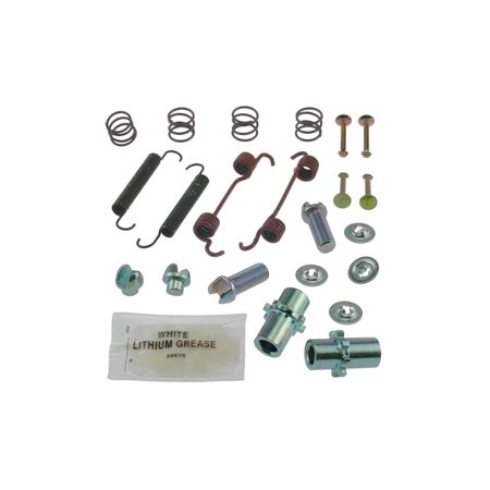 Carlson 17427 Parking Brake Hardware Kit for Hyundai Tucson, Kia Sportage - Kia Sportage Parking Brake