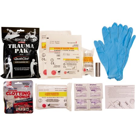 Adventure Medical Kits Professional Trauma Pak Kit with QuikClot ()