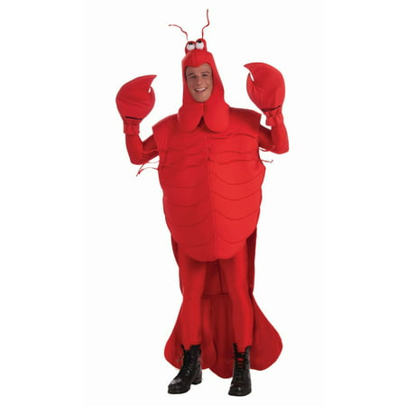 Halloween Costume Factory (Halloween Mardi Gras Craw Daddy Adult)