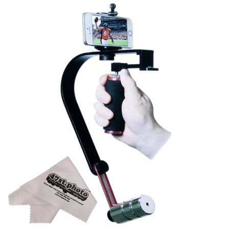 SteadyMate® SM1 HD Professional Handheld Camera Stabilizer for Samsung Galaxy S4 S5, Note 4, Nexus 4, 5 & 6 Smart
