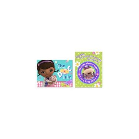 Doc McStuffins Invitation & Thank You (16) - Party - Doc Mc Stuffins Invitations
