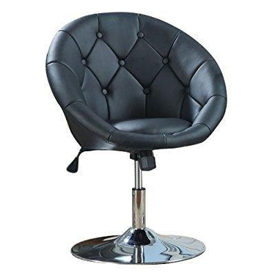 Coaster 7060 Round Back Swivel Chair Hydraulic Lift
