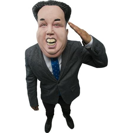 Kim Jong Un Mask Adult Supreme Leader North Korea 69064