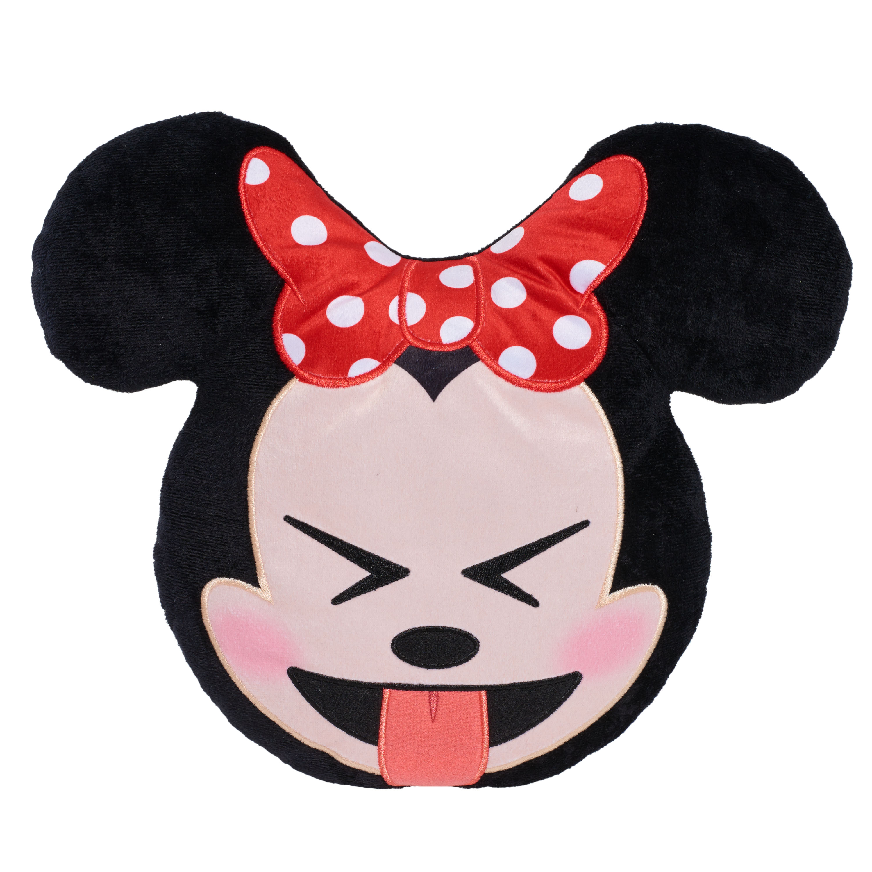 Disney Emoji Large Plush - Minnie Mouse