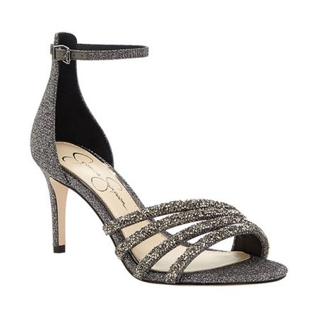 ba8db00cdf0f Jessica Simpson - Women s Jessica Simpson Paveny Ankle Strap Sandal -  Walmart.com