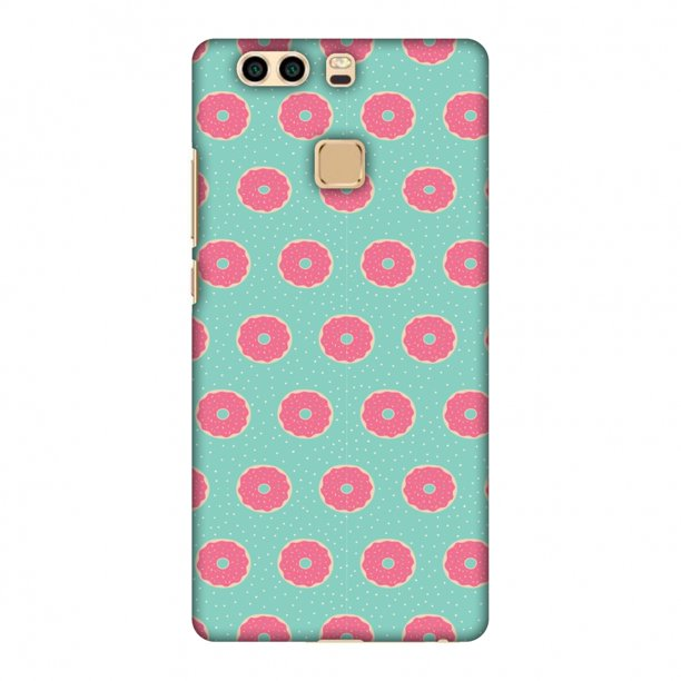 Huawei P9 Plus Case, Premium Handcrafted Designer Hard Shell Snap On Case Printed Back Cover with Screen Cleaning Kit for Huawei P9 Plus, Slim, ...
