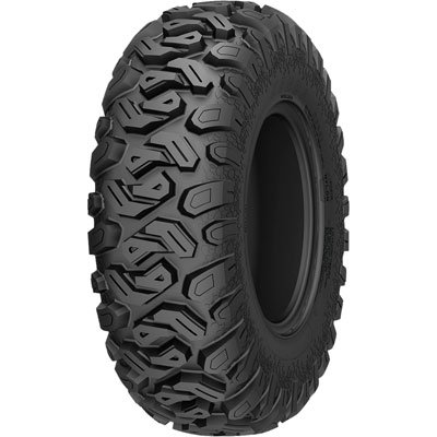 Kenda Mastodon HT Radial Tire 25x8-12 for Yamaha BIG BEAR 2x4 400 2000-2004 ()
