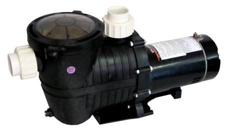 Energy Efficient 2 Speed Pump For In Ground Pool 1 5 Hp 230v With Fittings