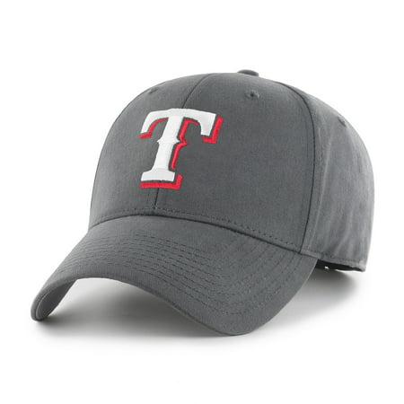 Fan Favorite MLB Basic Adjustable Hat, Texas Rangers