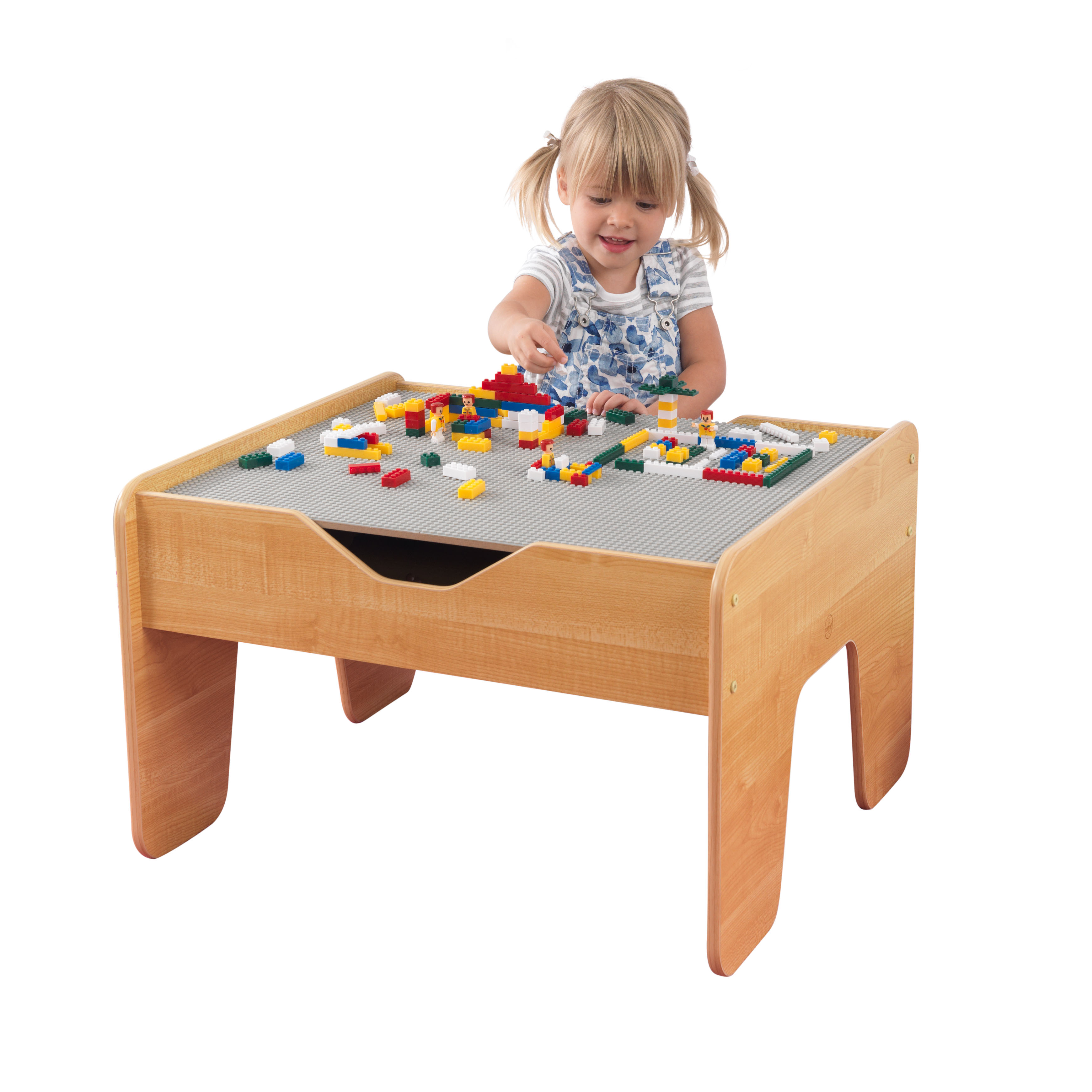 KidKraft Activity Table with Board - Multiple Finishes